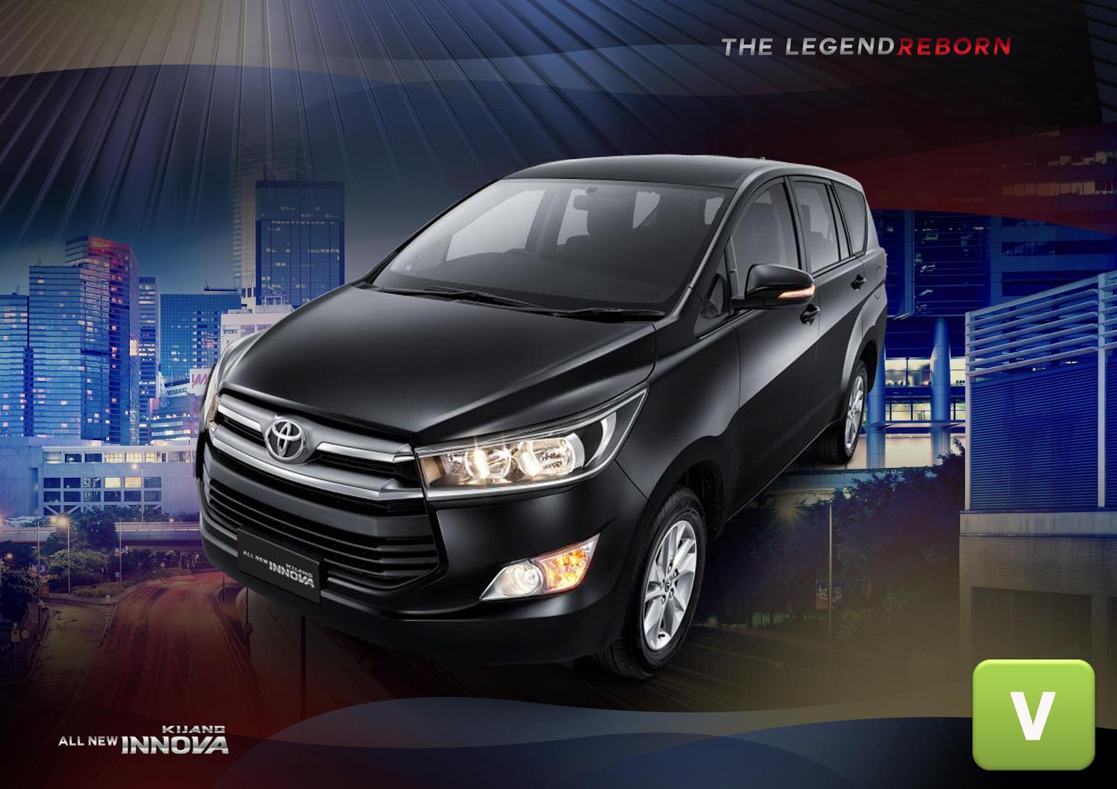 all new kijang innova the legend reborn indikator grand avanza eksterior toyota facelift 2015 astra tipe g