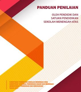 Buku Panduan Penilaian SMA Kurikulum 2013 Revisi 2017