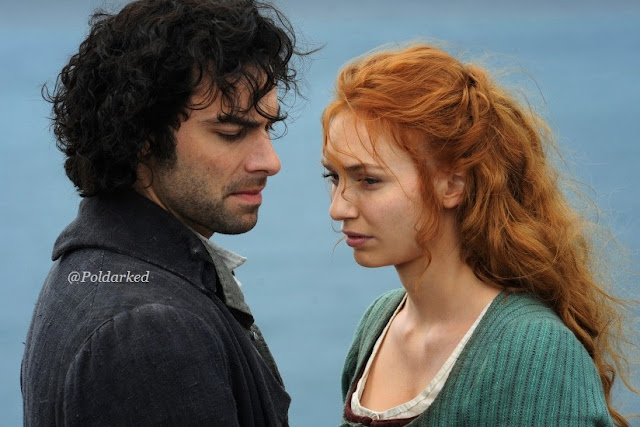 Aidan Turner, Eleanor Tomlinson, Poldark, Series Four