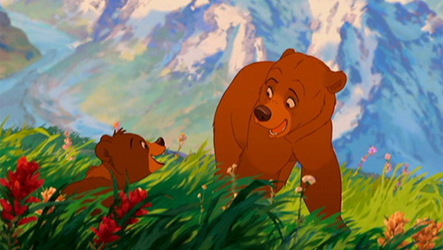 Koda Kenai Brother Bear 2003 animatedfilmreviews.filiminspector.com
