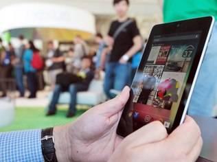 Nexus 7 é elegante e rápido