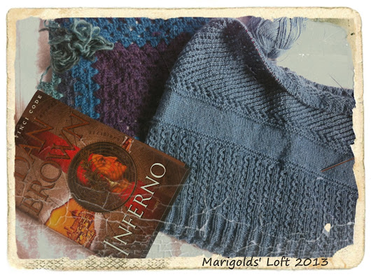 Knitting, Crochet and Reading