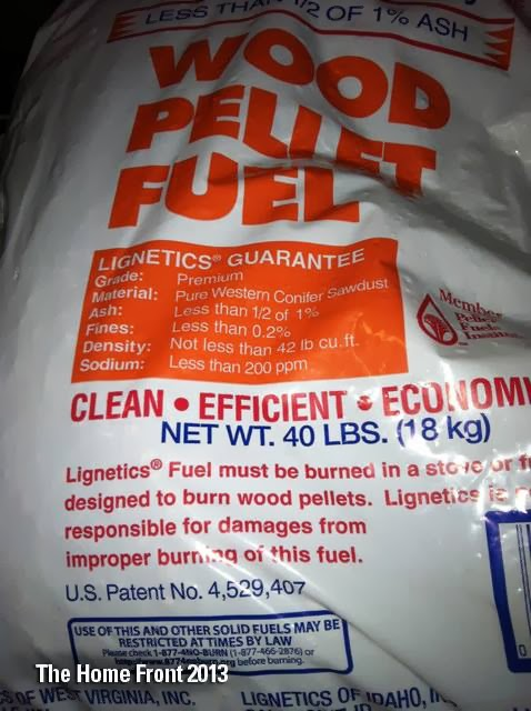 The Home Front Wood Pellets For Chicken Bedding