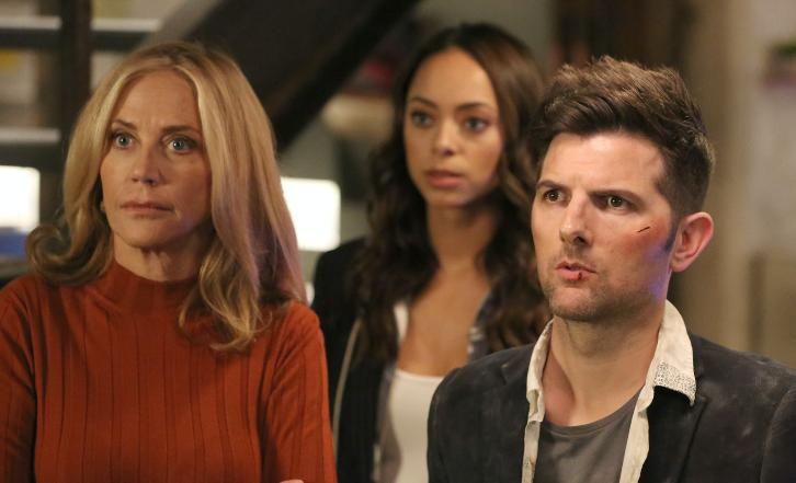 Ghosted - Episode 1.10 - Hello Boys - Promotional Photos & Press Release