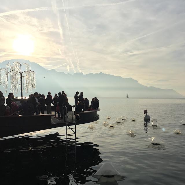 Montreux Riviera at Christmas, Marché de Nöel