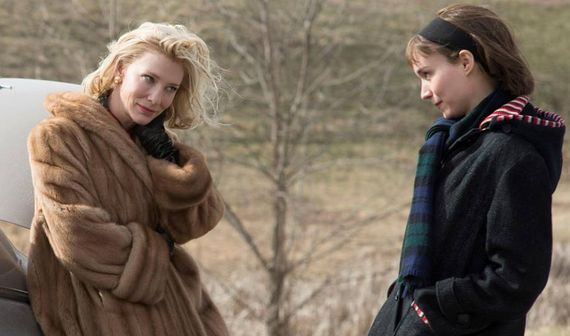 CAROL movie astrology: Cate and Rooney