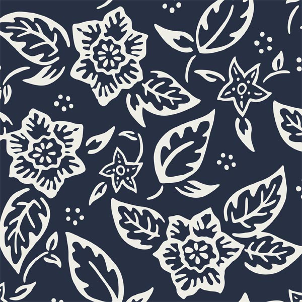 Batik Floral For Urban Outfitters