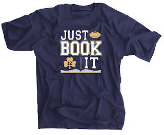 Just Book It Ian Book shirt