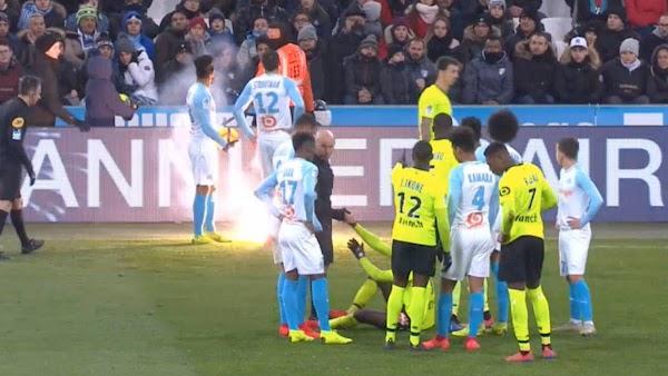 Ligue 1: PSG y Olympique Marsella entran en la Champions League 2020/2021, el Lille jugará la previa