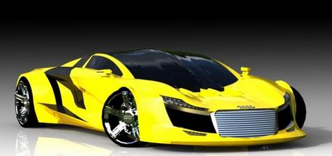 2016 Audi R10 Super Car Specs and Price