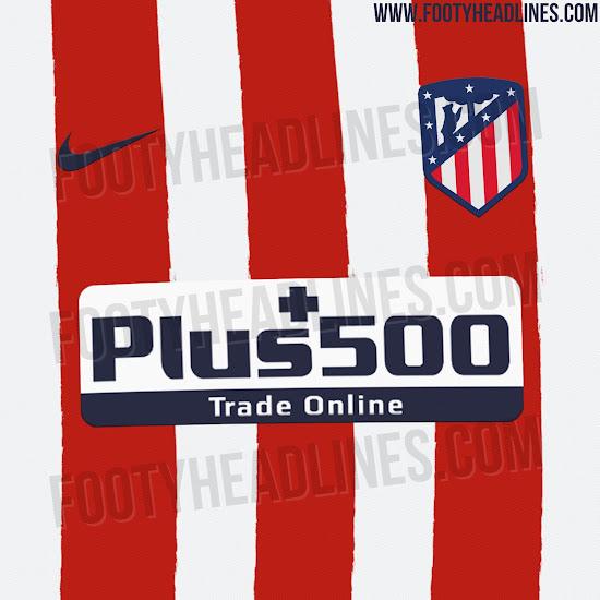 Camiseta Atleti 2020-202