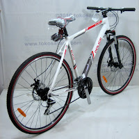 700C Element Police 911 Saint John's 24 Speed Shimano Acera Hybrid Bike 3