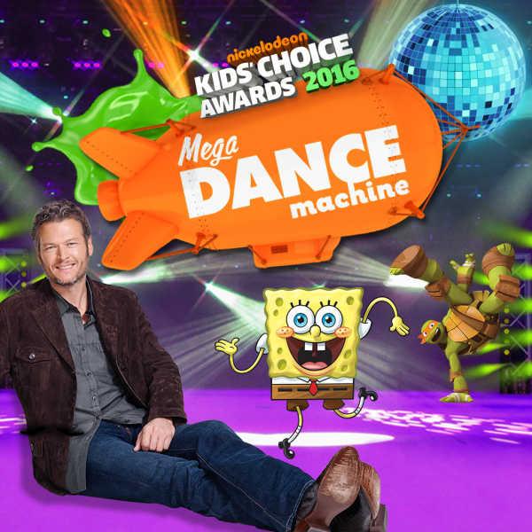 Se publicó la primera lista de presentaciones en los Kids Choice Awards