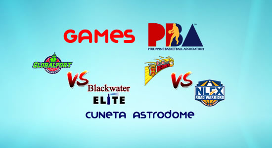 List of PBA Games: January 19 at Cuneta Astrodome 2017-2018 PBA Philippine Cup