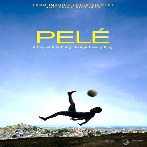 Pele: Birth of a Legend Poster Film