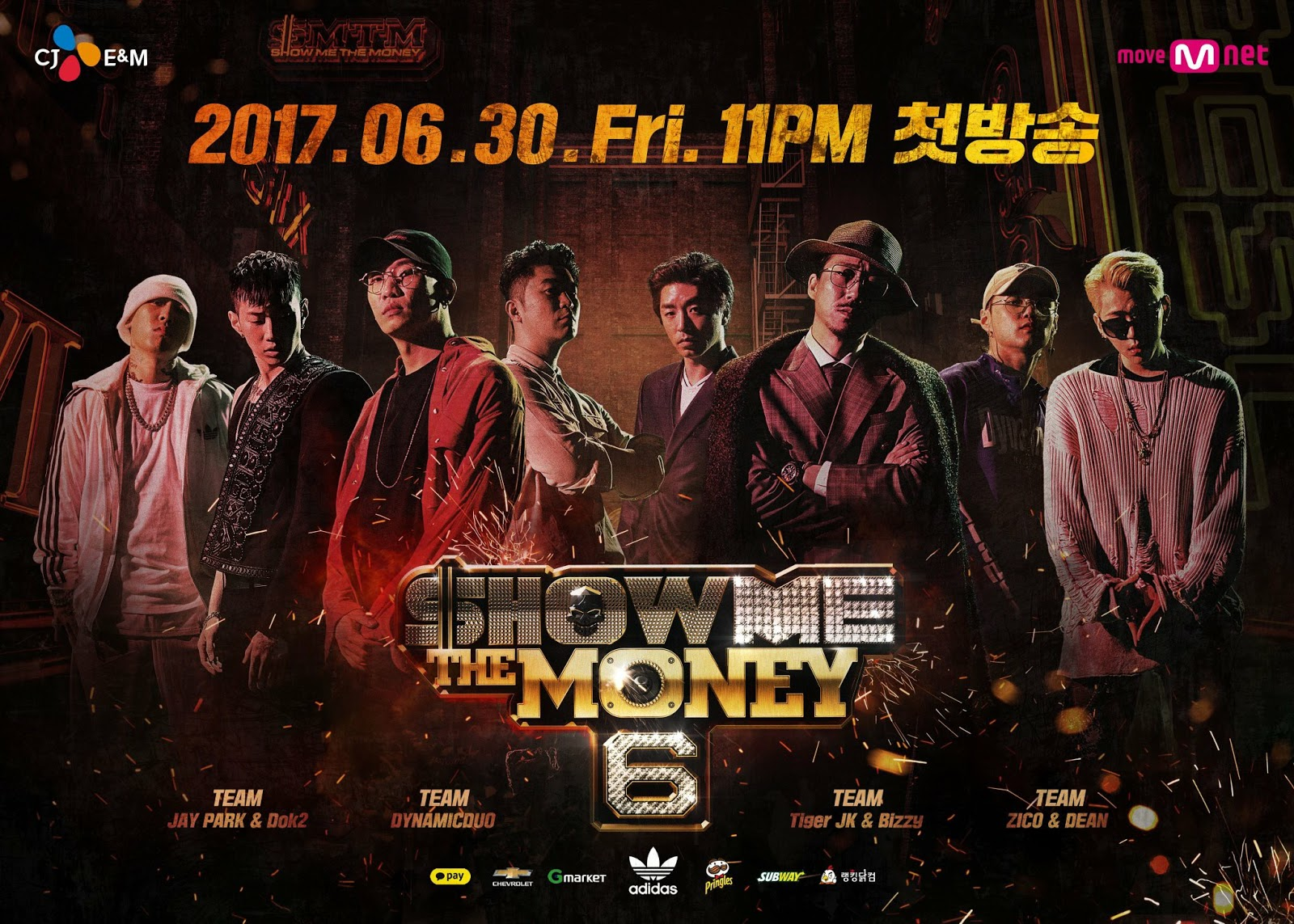 Show Me The Money 6 Episode 9 Engsub - Viral Cool