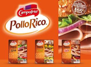 Compra Gratis Campofrio Pollorico