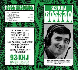 KHJ Boss 30 No. 220 - Scotty Brink
