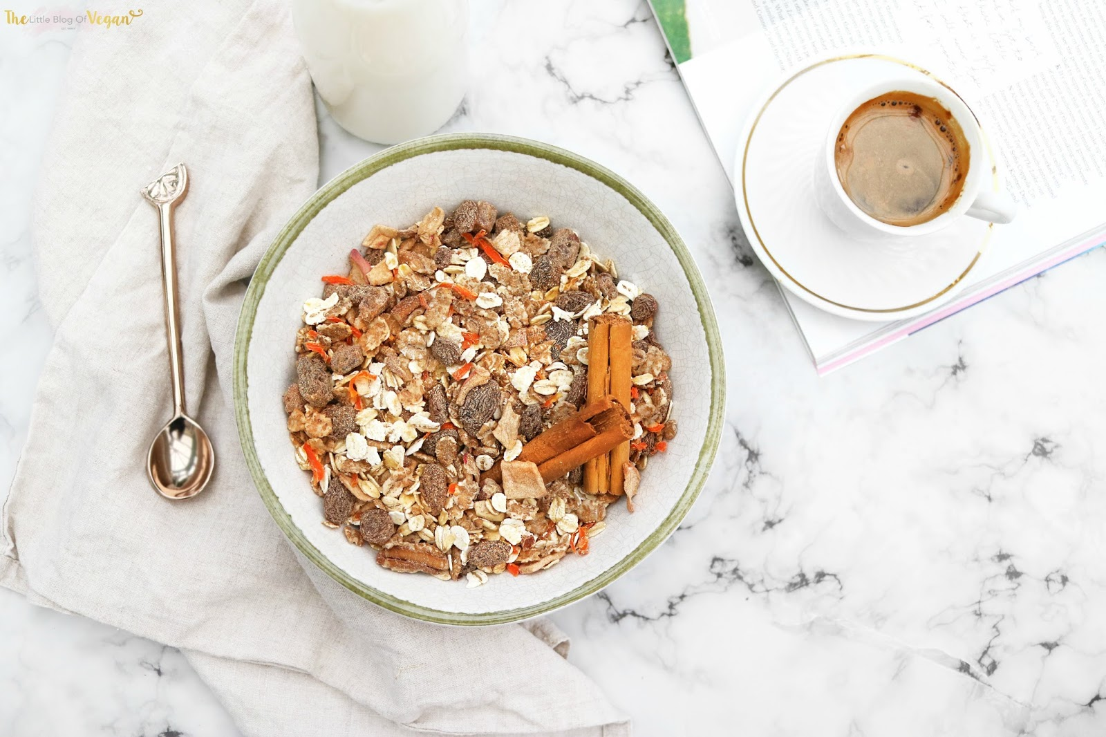 Theres a new vegan muesli on the block dorset cereals the dorset cereals is an award winning company who make a range of muesli granola and porridge in a huge variety of flavours from oats and nuts to chocolate ccuart Gallery