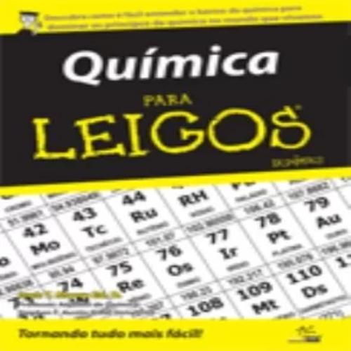 COMPARTILHANDO DE TUDO: Download Química para leigos