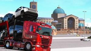 Scania RJL Brazilian Style