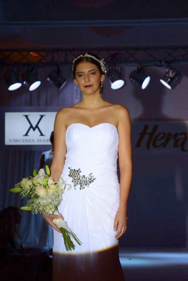 Cada novia es un desafío: Virginia Martin