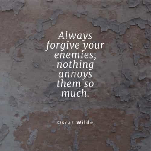 Famous Oscar Wilde quotes with inspiring message