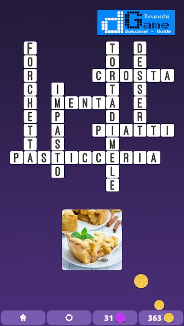 Soluzioni One Clue Crossword livello 11 schemi 8 (Cruciverba illustrato)  | Parole e foto