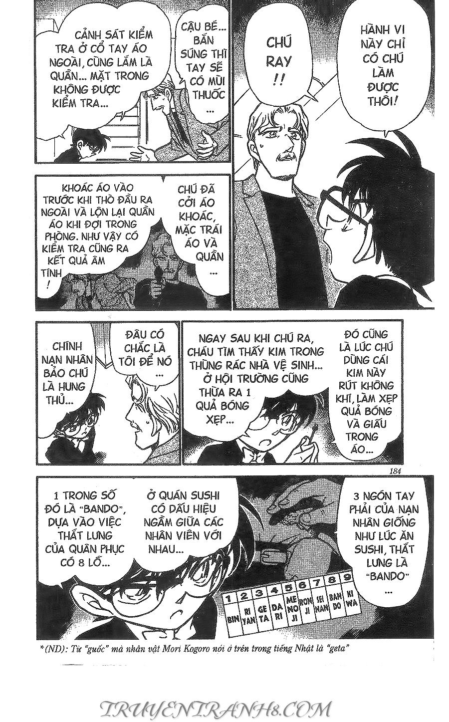 Detective Conan Chap 295 - Truyen.Chap.VN