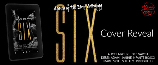 Cover Reveal ~ Six (A Men Of The Strip Anthology)