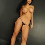 Andrea Rincon – Selena Spice – Cachetero Verde Foto 153