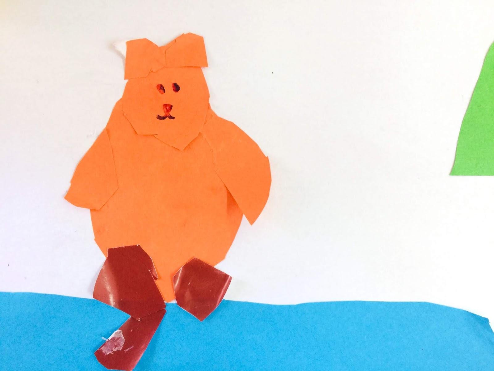 Ursul păcălit de vulpe