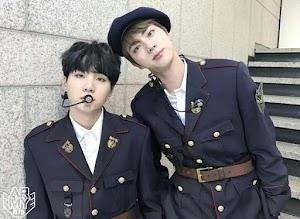[Terjemahan BTS Rolling Paper] Suga & Jin (YoonJin) Rolling Paper
