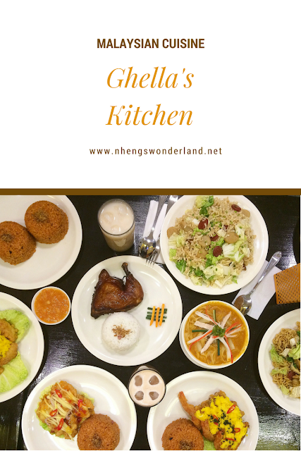 Malaysian Cuisine at Ghella's Kitchen