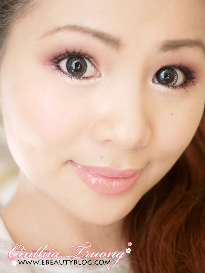 Pink Makeup Brushes: Soft Pink Makeup Tutorial