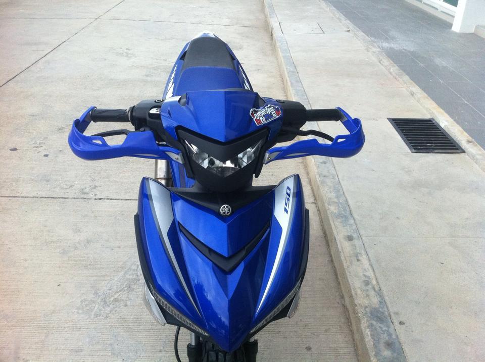 Jangan Susah Hati Motosikal Gt Yamaha Y15ZR