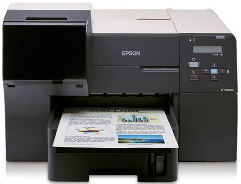 Epson B500DN Resetter Download