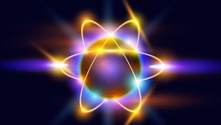 Mappa 3D degli atomi