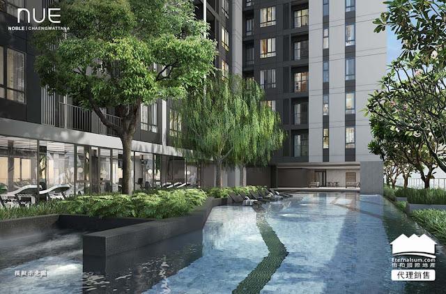 NobleNue諾博新逸,公寓住宅,曼谷,泰國房地產