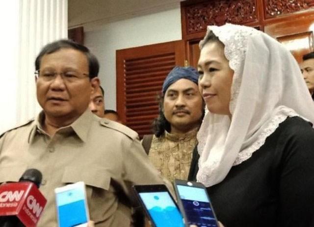 Banjir Dukungan Karena Tolak Pinangan Gerindra Diusung Lawan Gus Ipul dan Khofifah, Yenny Wahid Gagalkan Politik Belah Bambu Prabowo?