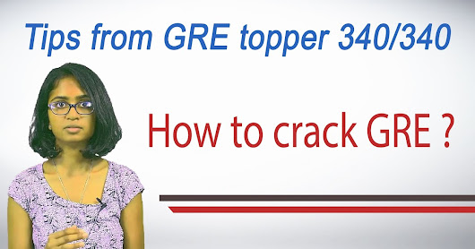 GRE: Tips Tricks and More