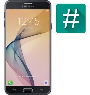 طريقة عمل روت لجهاز Galaxy J7 Prime SM-G610F اصدار 6.0.1