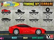 Game trang trí ô tô