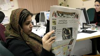 Kritisi Agama Syiah, Iran Tutup Koran Pro-Demokrasi