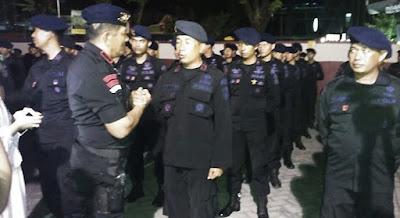Polda Sulawesi Selatan Kirim 200 Personil Brimob ke Papua