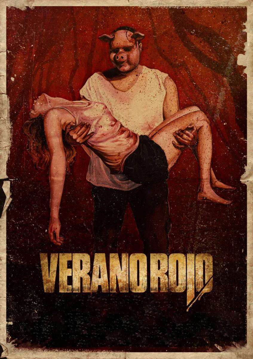 Verano Rojo [2017] [DVD9] [PAL] [Español]