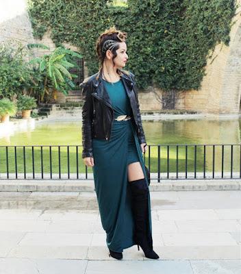 propuestas de Outfits con botas Negras