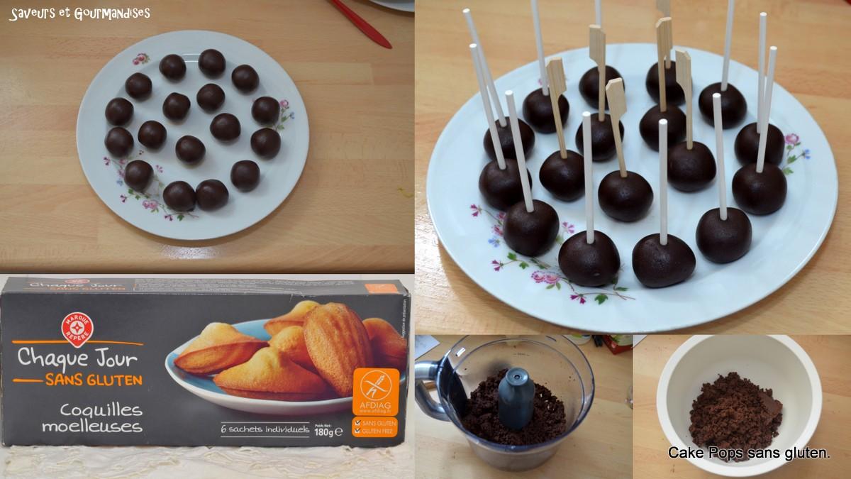 Recettes Cake Pop Set
