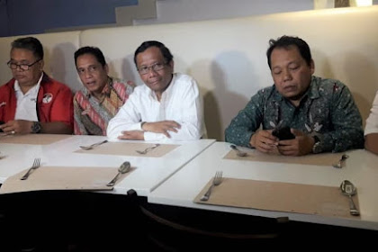 Sudah Jahit Baju Dan Siapkan CV, Mahfud Md 2 Kali Di-PHP Jokowi 😜😁