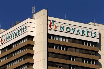 South Korea govt. fines Novartis for bribery